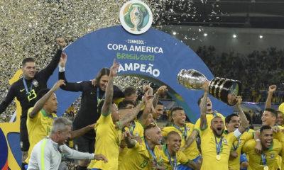 Quais são os mercados de apostas disponíveis para a Copa América?